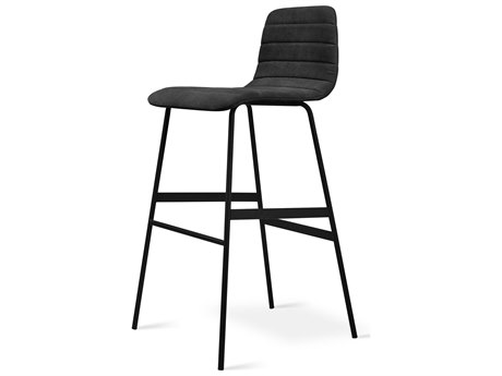 Gus* Modern Lecture Vintage Mineral Side Bar Height Stool