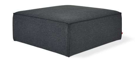 Gus* Modern Mix Berkeley Shield Ottoman GUMECMOMXOTBERSHI