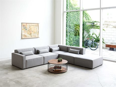 Gus* Modern Mix Sofa Set GUMECMOMXCOPARSTOSET2