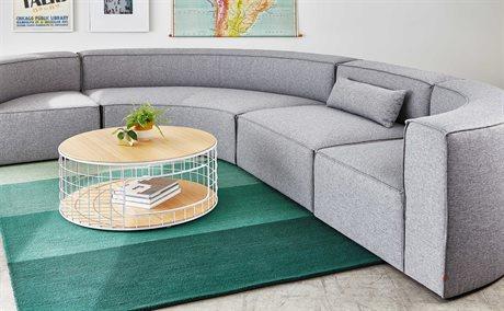 Gus* Modern Mix Sofa Set GUMECMOMXWEPARSTOSET2