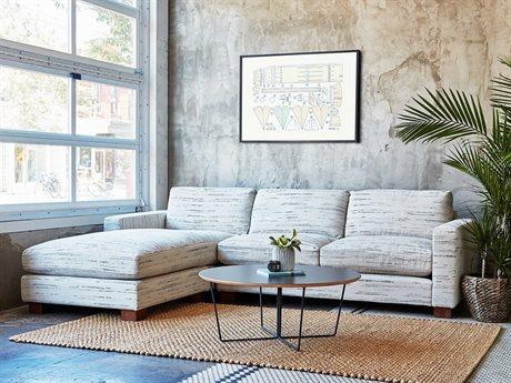 Gus* Modern Parkdale Sofa Set GUMECSCPARKLUNPEASET