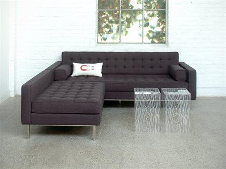 Gus* Modern Spencer Sofa Set GUMECSCSPENUISET
