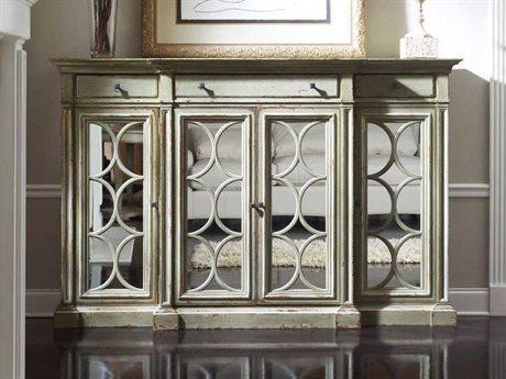 Habersham Bahama 78 x 14 Sideboard with Mirrored Doors HA012361