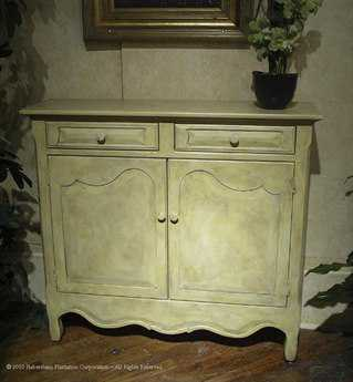 Habersham French Cottage Hall Chest