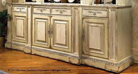 Habersham Biltmore Billiard Room Media Cabinet with Lift HA642757