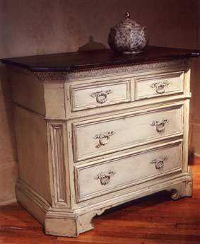 Habersham Central Park Three-Drawer Chest