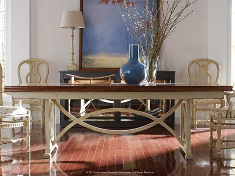Habersham Tribeca 90 x 44 Rectangular Dining Table HA013735