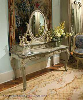 Habersham Michelle's 60 x 27 Rectangular Dressing Table HA333360