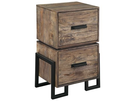 Hekman Accents Loft Special Reserve Two-Drawer File Cabinet
