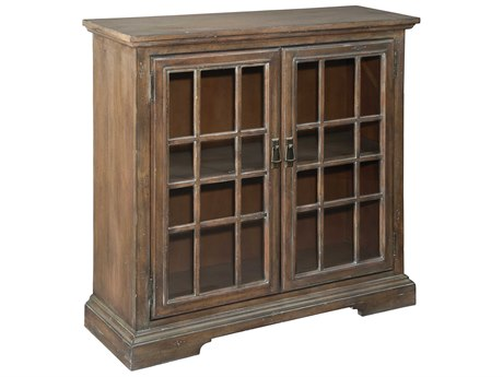 Hekman Accents Aged Brown Special Reserve Two-Door Hall Chest HK27732