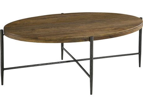Hekman Accents Bedford 50'' Wide Oval Coffee Table