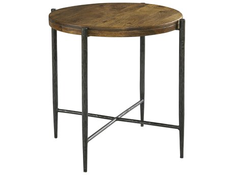 Hekman Accents Special Reserve 25'' Wide Round End Table