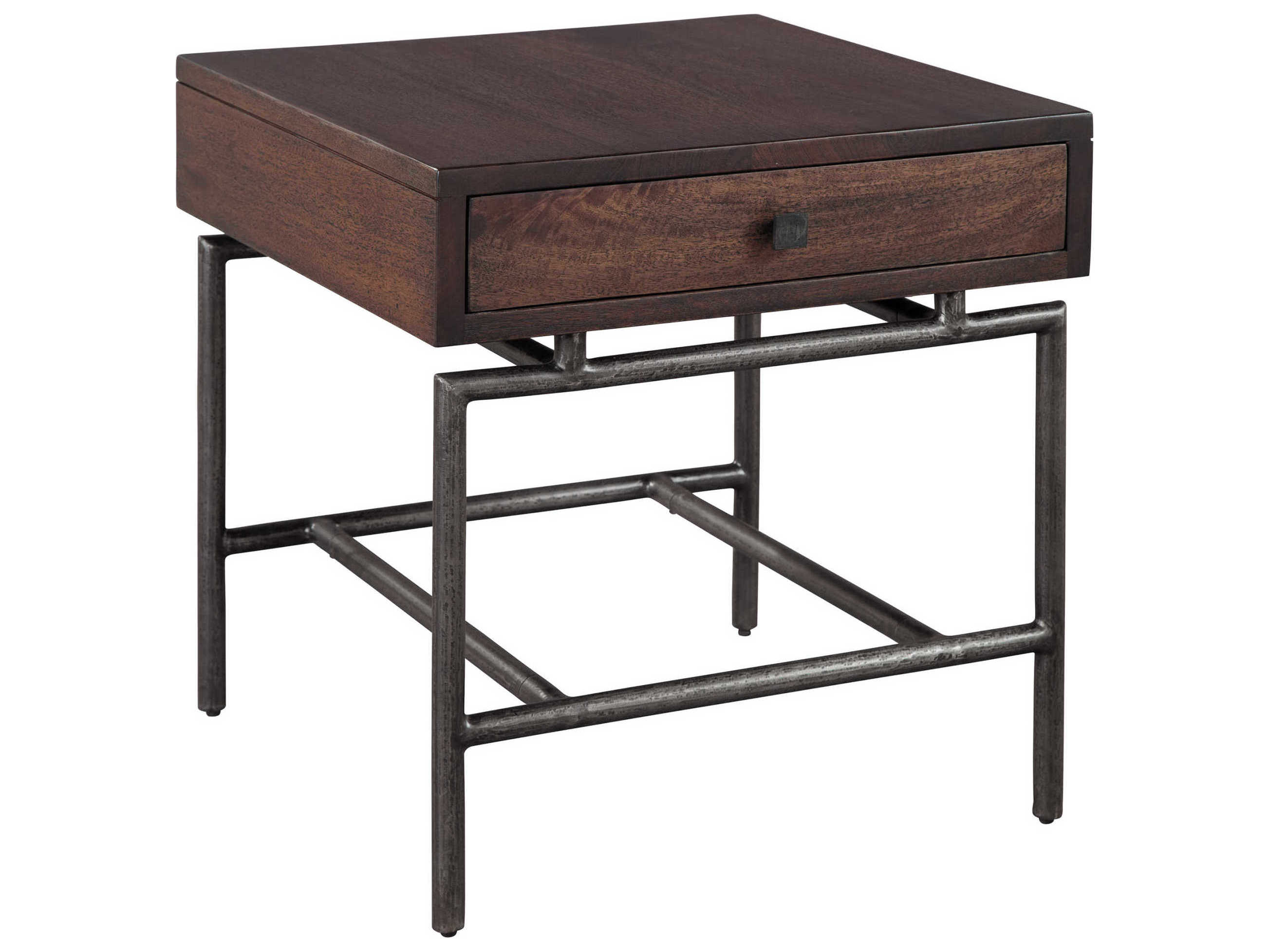 Hekman Accents Special Reserve 24 Wide Square End Table Hk24203