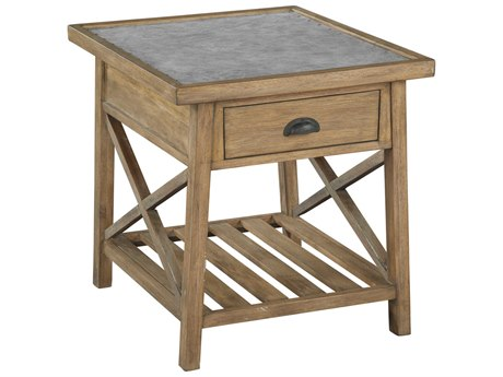 Hekman Accents Special Reserve 23'' Wide Rectangular End Table