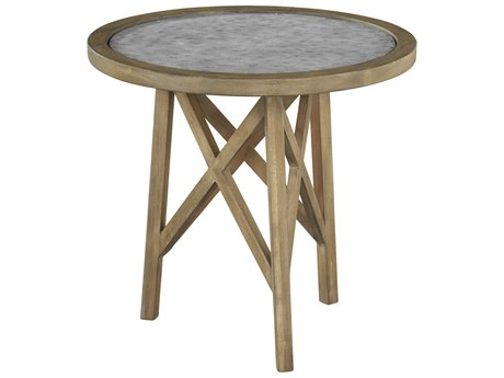 Hekman Accents Special Reserve 26'' Wide Round End Table