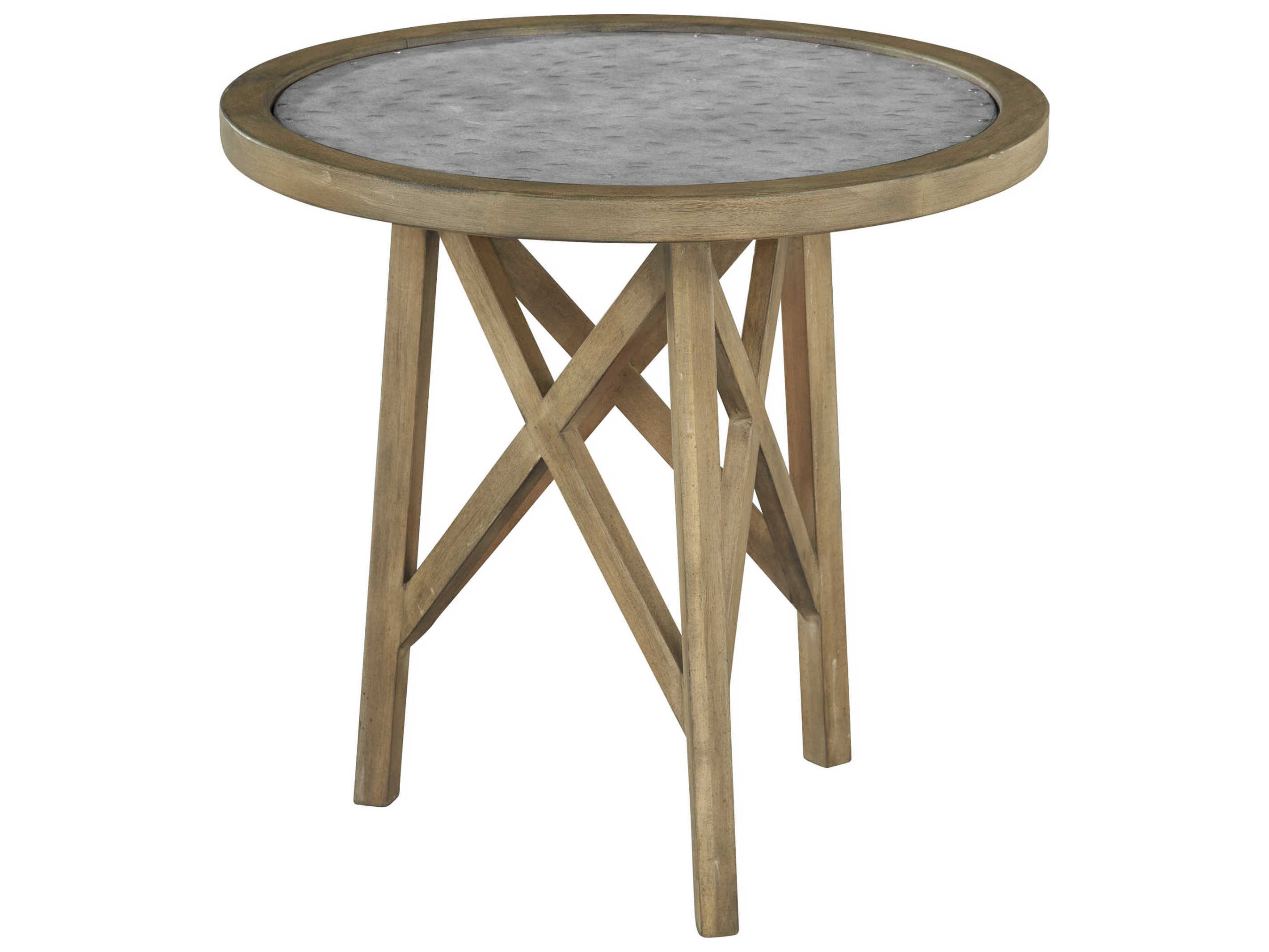 Brilliant Hekman Accents Special Reserve 26 Wide Round End Table Gmtry Best Dining Table And Chair Ideas Images Gmtryco