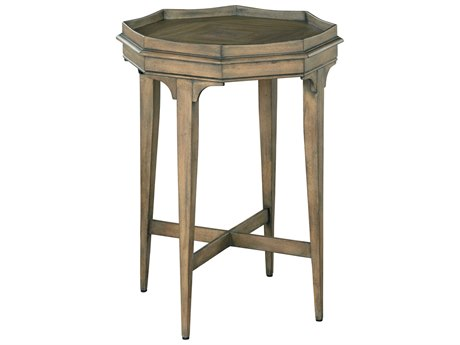 Hekman Accents Golden Mahogany 18'' Wide Octagon End Table