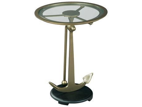Hekman Accents Special Reserve 18'' Wide Round Pedestal Table