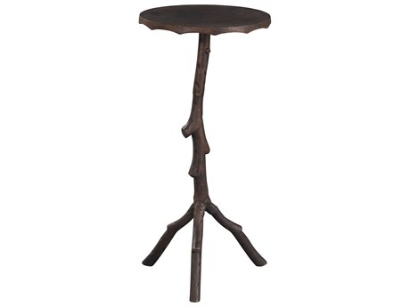 Hekman Accents Special Reserve 12'' Wide Round Pedestal Table