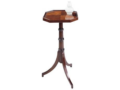 Hekman Accents Special Reserve 14'' Wide Octagon Pedestal Table