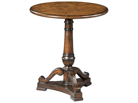 Hekman Accents Pedestal Table