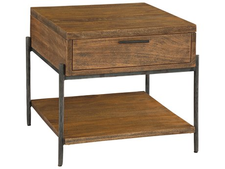 Hekman Bedford Park 28'' Square End Table with Drawer