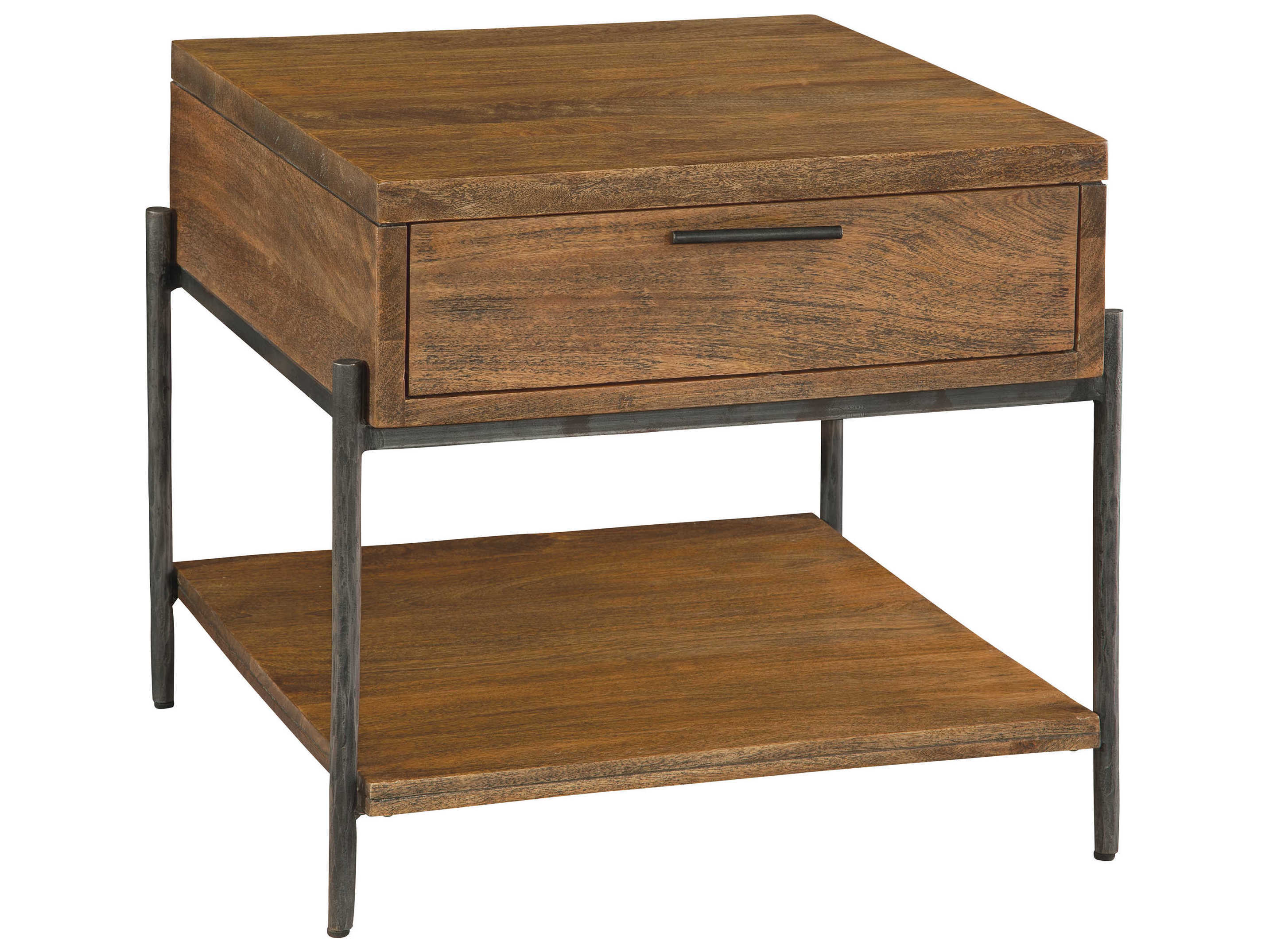 Hekman Bedford Park 28 Square End Table With Drawer Hk23703