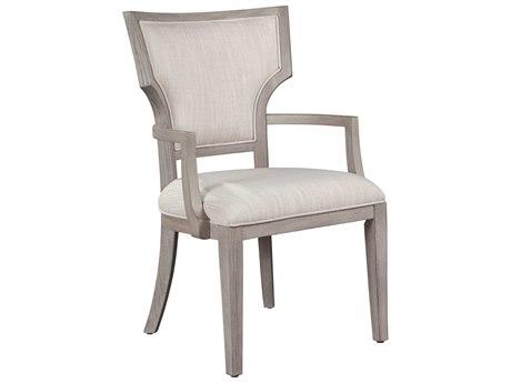 Hekman Berkeley Heights Fan Back Accent Arm Chair HK17124