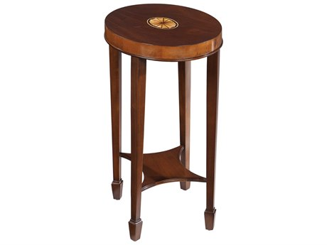 Hekman Copley Place 18 x 14 Oval Accent Table