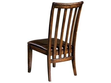 Hekman Harbor Springs Rustic Hardwood Dining Side Chair