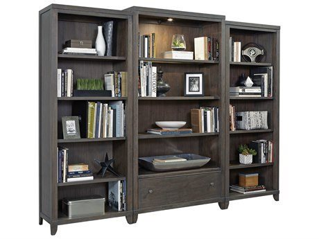 Hekman Home Office Urban Executive Bookcase Set HK79324SET1