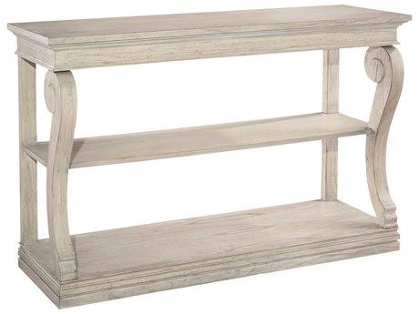 Hekman Homestead Linen Sofa Table