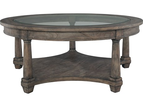 Hekman Lincoln Park 48'' Round Coffee Table HK23502