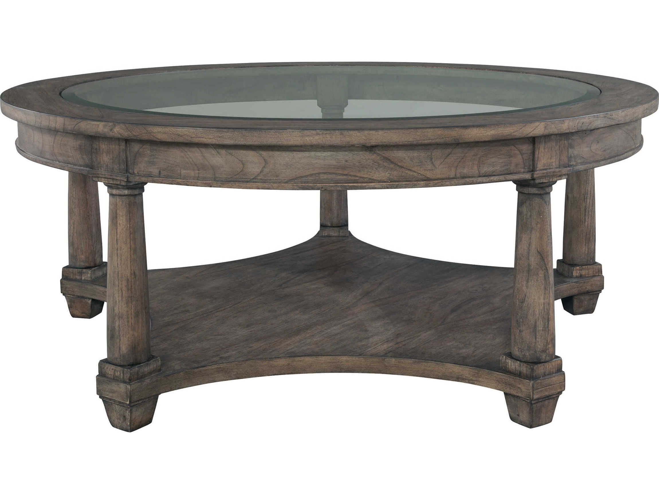 - Hekman Lincoln Park 48'' Round Coffee Table HK23502