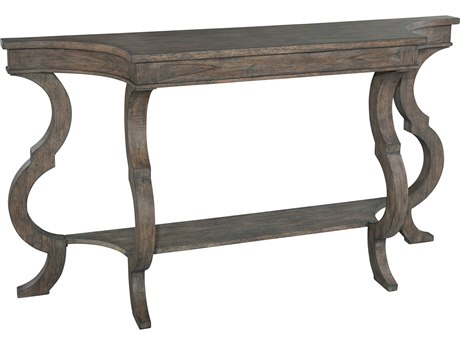 Hekman Lincoln Park 64'' x 16'' Sofa table with Shaped Legs HK23508
