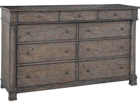 Hekman Lincoln Park 66'' x 21'' Nine-Drawer Dresser HK23560