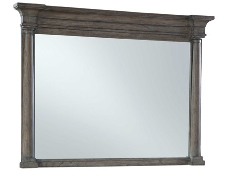Hekman Lincoln Park Post 48.25'' x 37'' Dresser Mirror HK23569