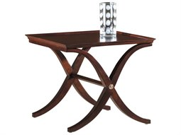 Metropolis 28'' Wide Square Foyer Table