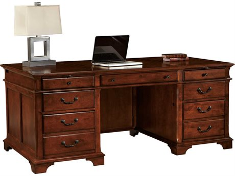Hekman New Office 72 x 36 Executive Desk HK79270