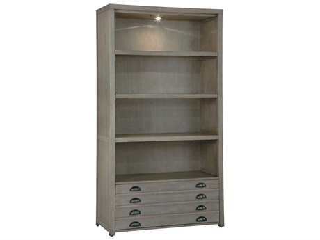 Hekman Office At Home Typesetters Bookcase HK79364