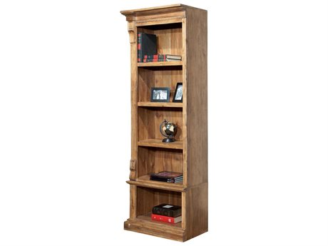Hekman Office Express Relaxed Classic Left Pier Bookcase