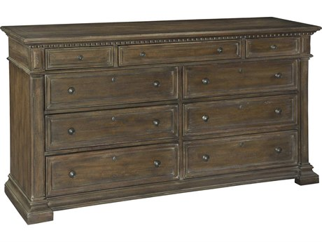 Hekman Turtle Creek 8 Drawers and up Double Dresser HK19260