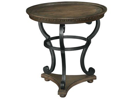 Hekman Turtle Creek 26'' Wide Round End Table