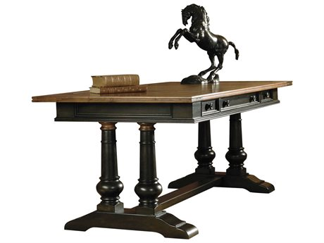 Hekman Tuscan Estates 72 x 38 Trestle Desk