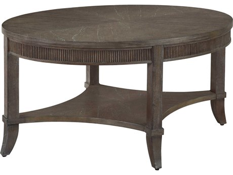 Hekman Urban Retreat Sumatra - Collection 39'' Wide Oval Coffee Table