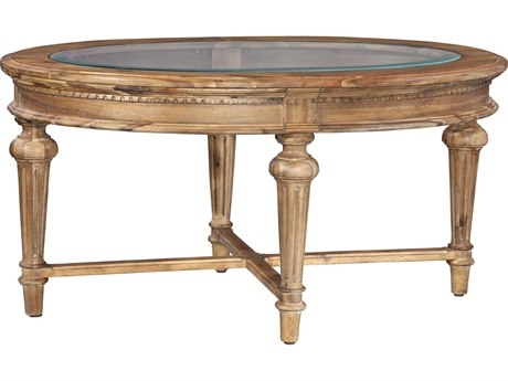 Hekman Wellington Hall Oval Coffee Table