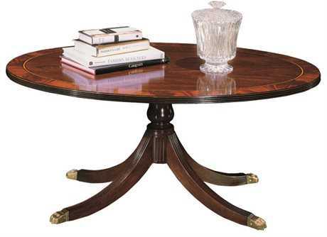 Henkel Harris 46 x 32 Rectangular Coffee Table