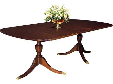 Henkel Harris 72 x 46 Rectangular Dining Table