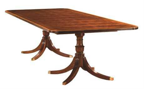 Henkel Harris 96 x 48 Rectangular Dining Table HH2296A