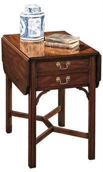 Henkel Harris 18 x 25 Rectangular End Table
